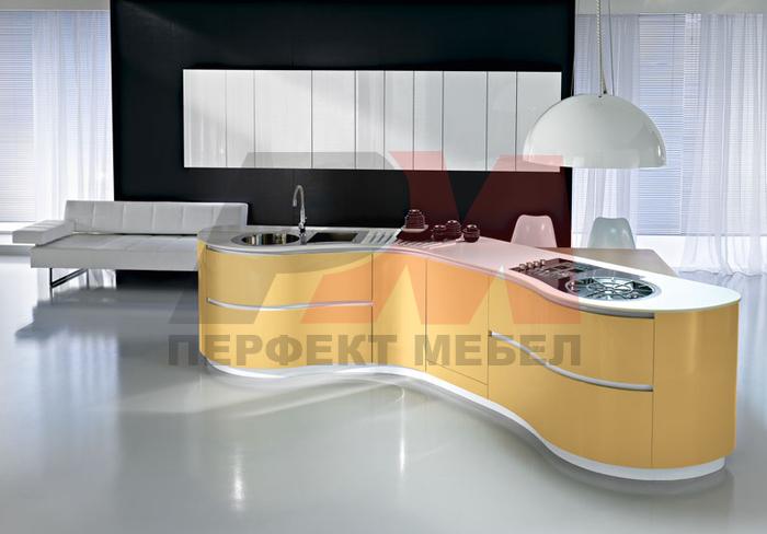 висококачествени заоблени кухни по размер
