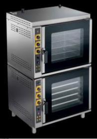 Двоен конвектомат: KF 981 DOUBLE EV