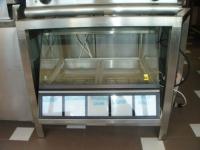 Топла витрина 74/80/55 см