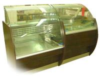 Хладилна витрина за сладоледени торти