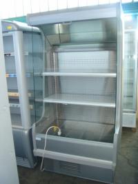 Крайстенна витрина с вграден агрегат