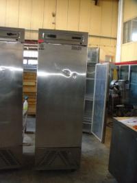 Нискотемпературен хладилен шкаф с 1 врата