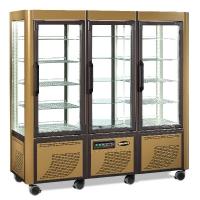 Сладкарска витрина 70х187х187 см