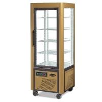 Хладилна витрина със статични рафтове