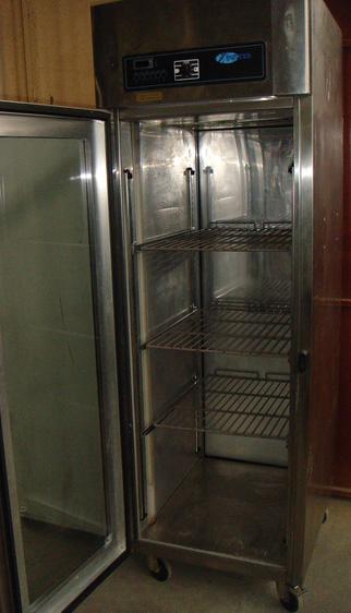 Втора употреба шкаф хладилен