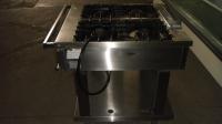 Втора употреба газови котлони с 4 горелки