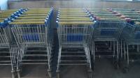 Колички за супермаркет