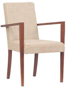 Тапициран стол
