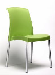 Светло зелен стол