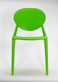 Зелен модерен стол