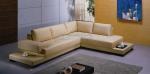 лукс диван с вградено барче