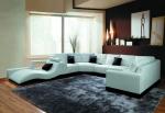 луксозен диван с лежанка по поръчка