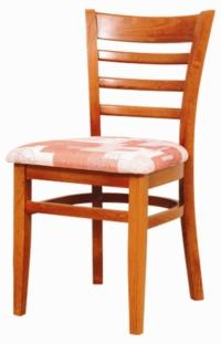 Дървен стол за трапезария