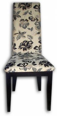 Стилен салонен стол на цвета