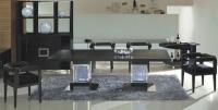 Стилна маса за трапезария 120/120/75см