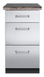 кухненски шкафове от неръждаема стомана