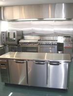 Професионални кухни изцяло от инокс