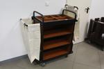 Професионални колички за  отсервиране за заведения